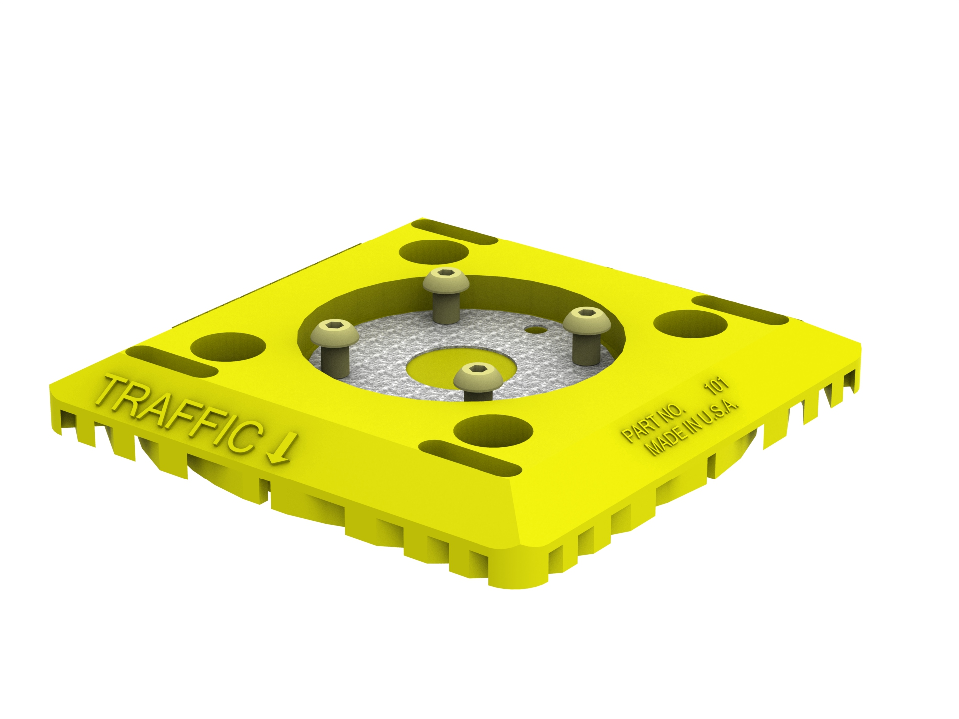 Surface Mount Quick Release Base