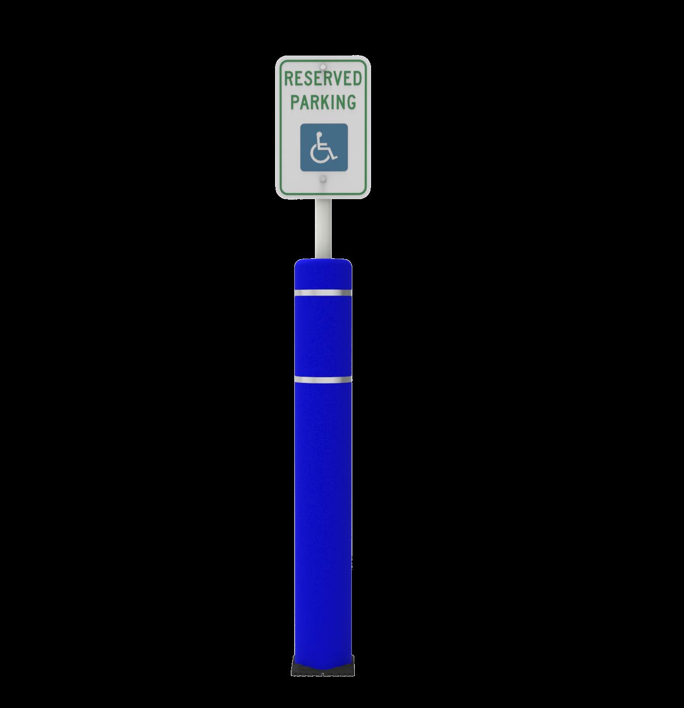 Sta-Rite BL6 Flexible Bollard Sign Post