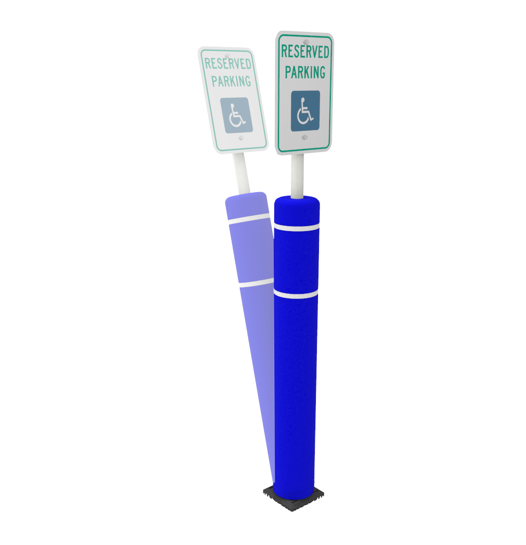 Sta-Rite BL6 Flexible Bollard Sign Post