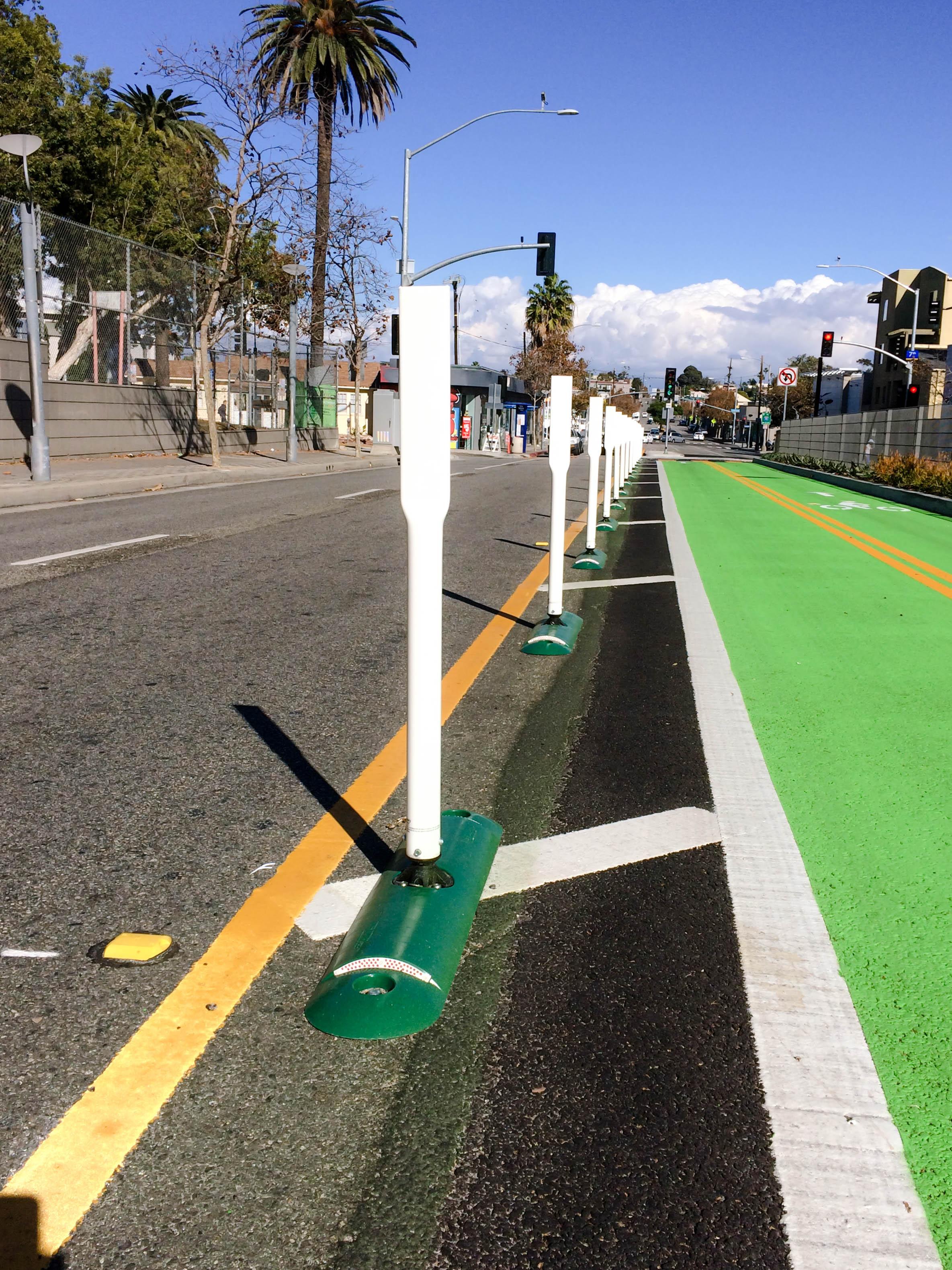 Bike Lane Delineator